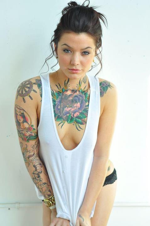 Tattoos Girls 333